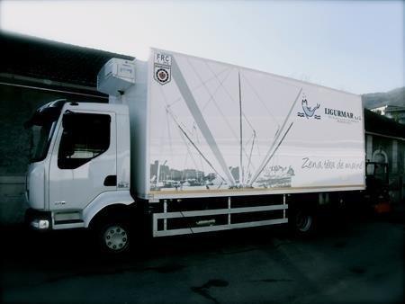 furgone Ligurmar