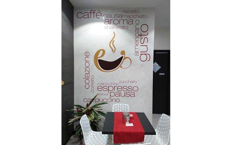 allestimento delizie&caffè