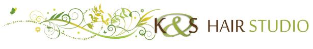 K & S Hair Studio company logo