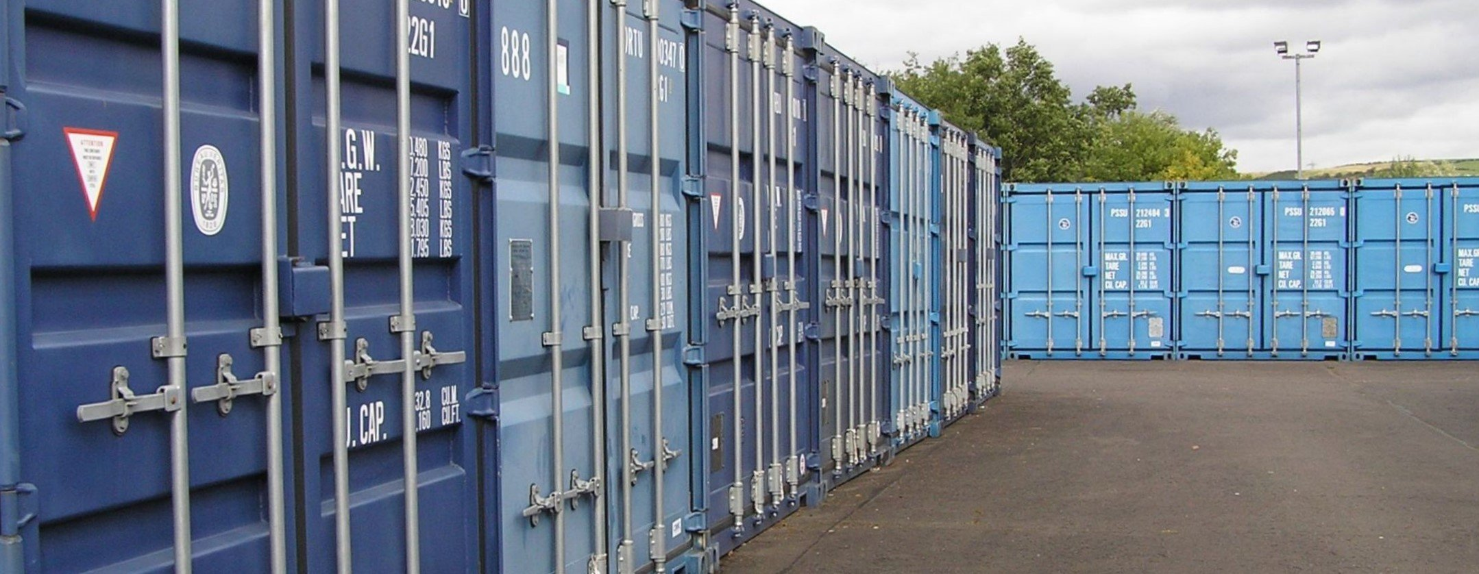 Archive storage facilities