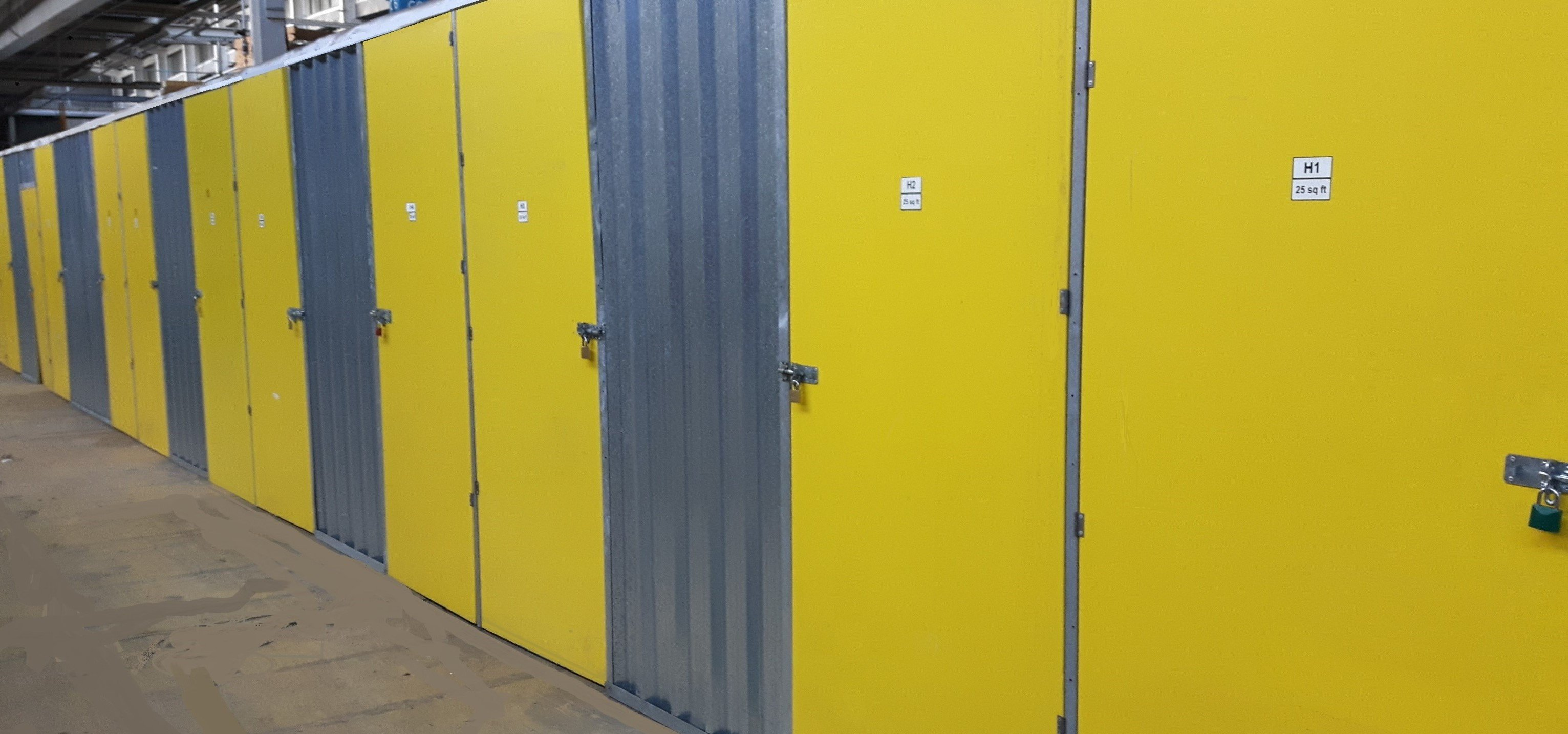 Domestic storage solutions