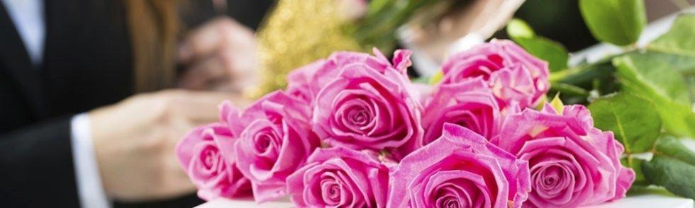 rose fiore per funerale