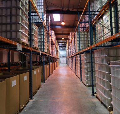 Warehousing supplies in Anchorage, AK