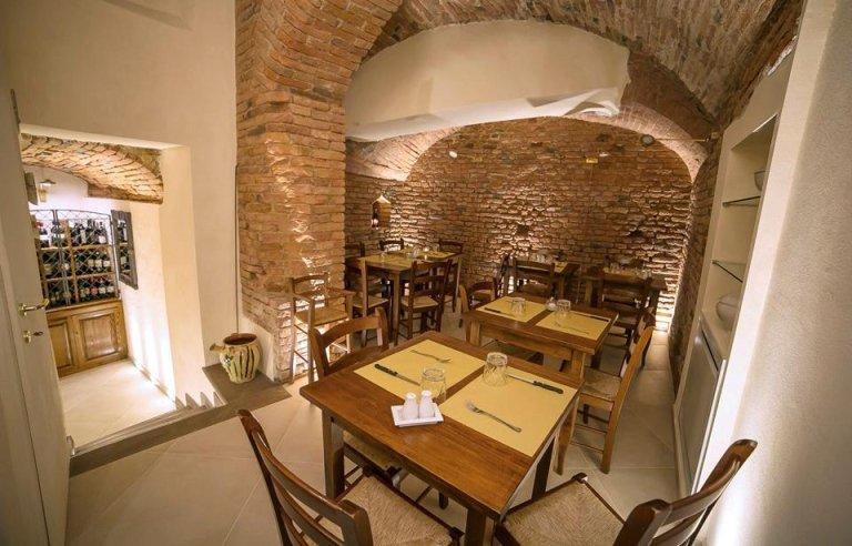 ristorante in grotta