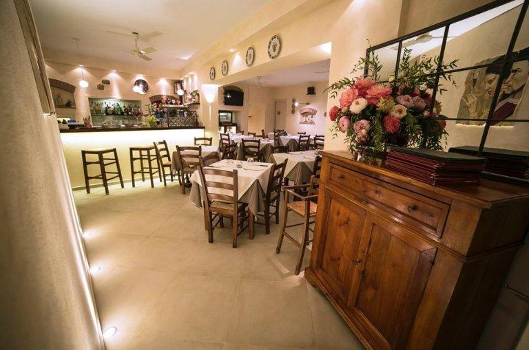 ristorante per cene di gruppo