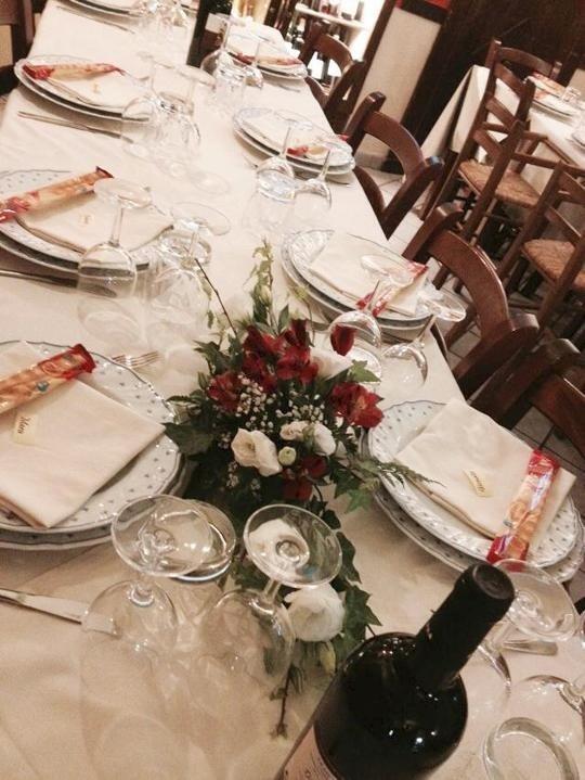 ristorante per banchetti matrimoniali