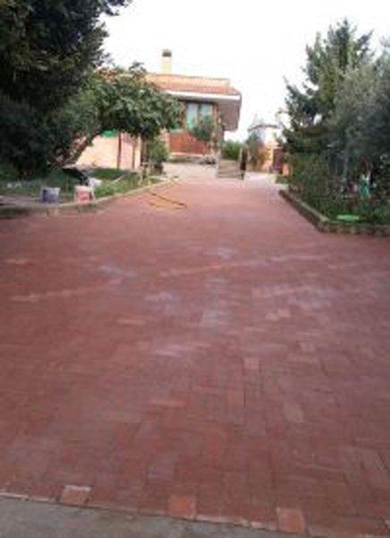 Pavimentazione da esterno a Velletri