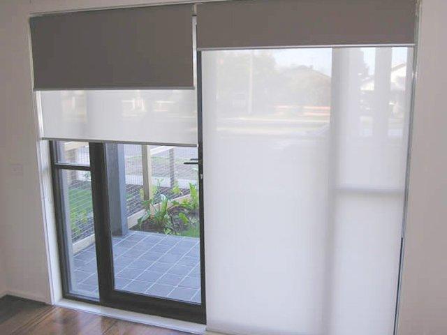 Glass Door Window
