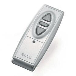 small white remote