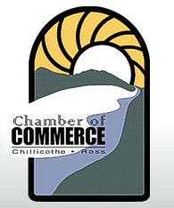 Chamber of commerce logo.