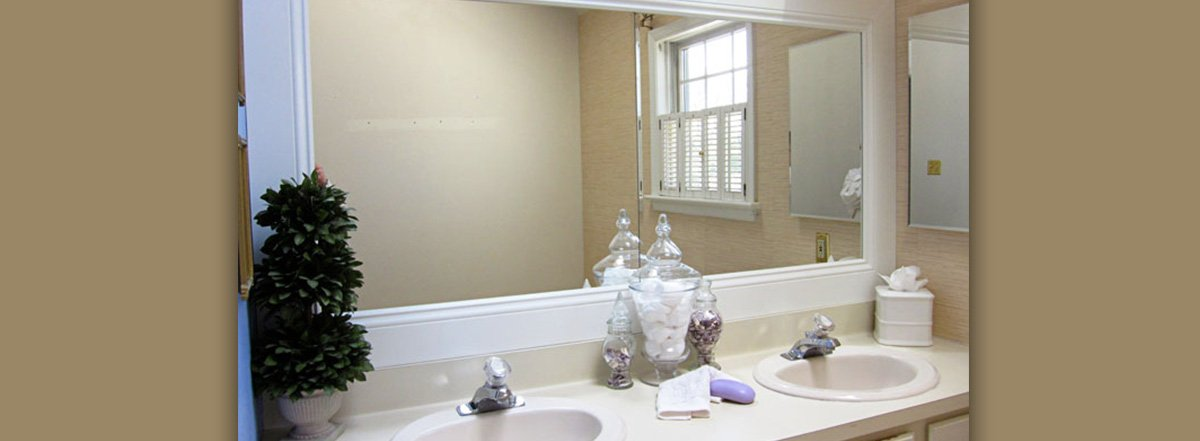 quality bathroom glass
