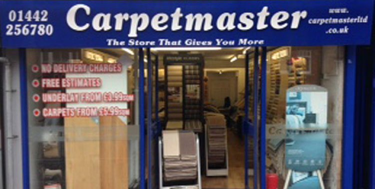 carpetmaster shop front