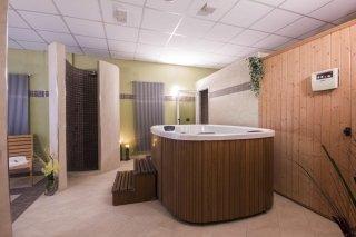 sauna centro benessere pavullo