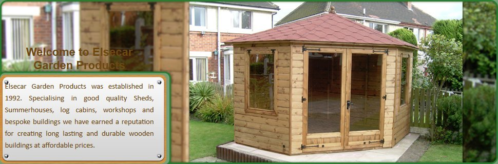 Garden Sheds And Summerhouses bespoke wooden buildings - barnsley | elsecar garden products