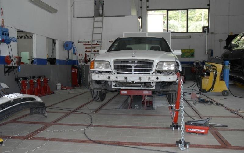 Manutenzione auto