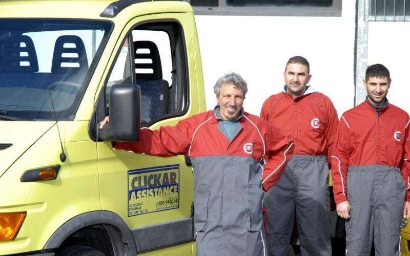 Meccanici autorizzati Fiat