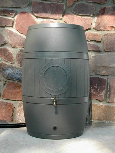 Collector Boxes And Rain Barrels Seamless Rain Gutters