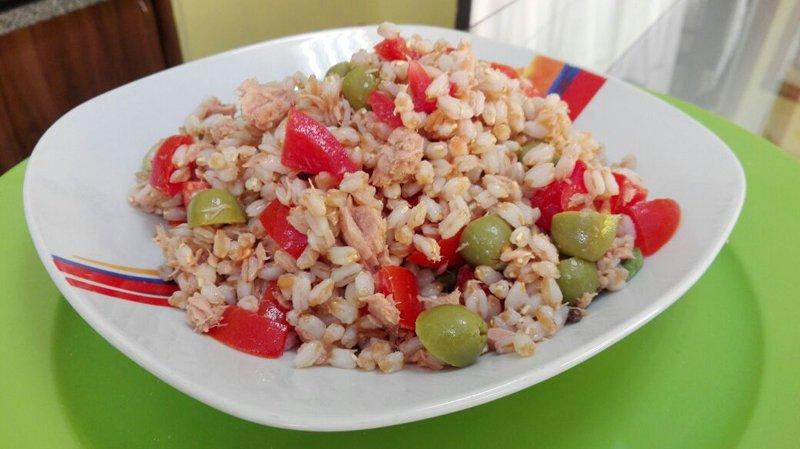insalata d`orzo