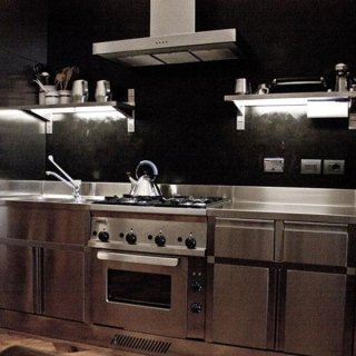 Mobili Cucina Professionale Acciaio.Arredamenti In Acciaio Inox Prato Italsteel