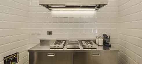 Cucine domestiche