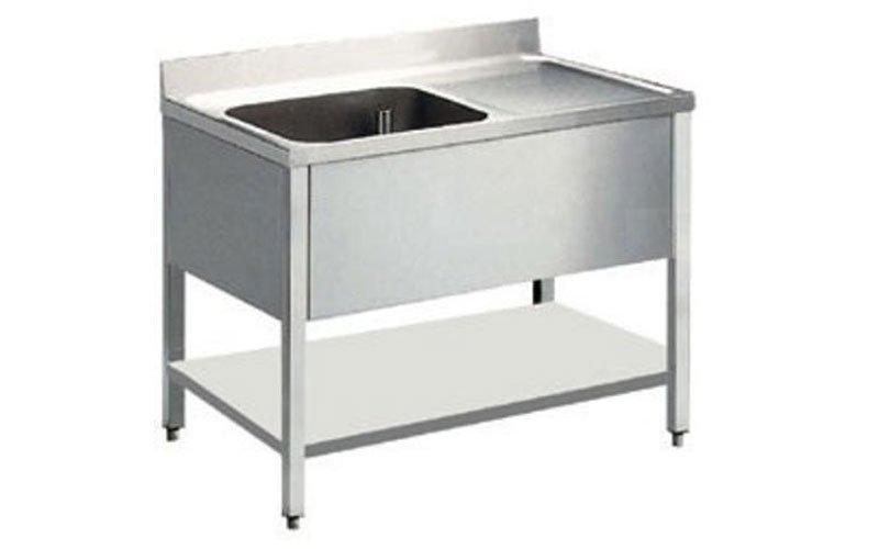 Lavelli e lavamani in acciaio inox - Prato - Italsteel