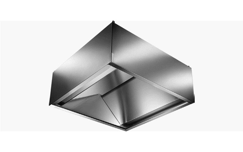 Cappe in acciaio inox - Prato - Italsteel