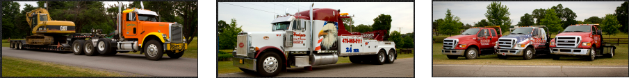 Professional truck towing service and more in Russellville, AR