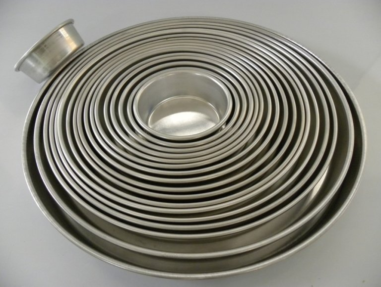 Tortiere teglie tortiere alluminio