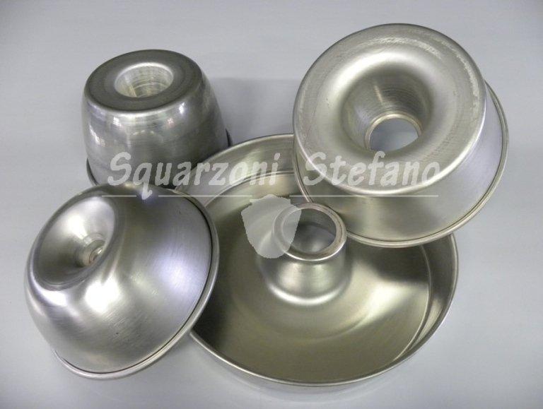 Forme cottura ciambelloni in alluminio