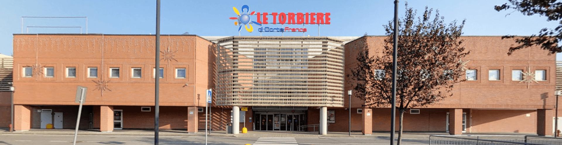 CENTRO COMMERCIALE LE TORBIERE