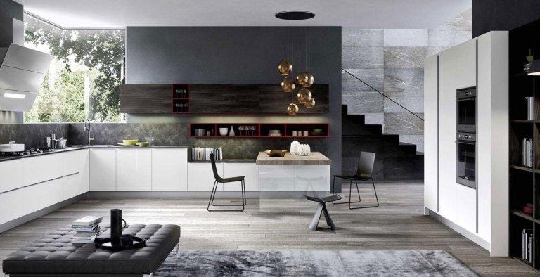 Mobili orzinuovi - Corte Franca - Cucina moderna