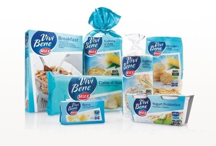 Supermercato Famila - prodotti