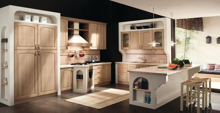 Mobili orzinuovi - Corte Franca - Cucina classica