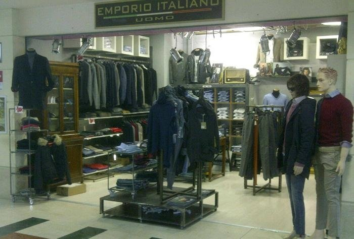 Emporio italiano uomo - Corte Franca - Brescia