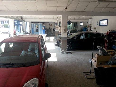Autofficina e carrozzeria