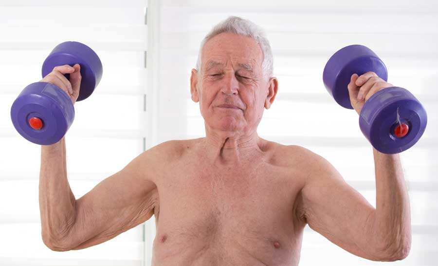 Elderly Home Exercise Programs in NYC