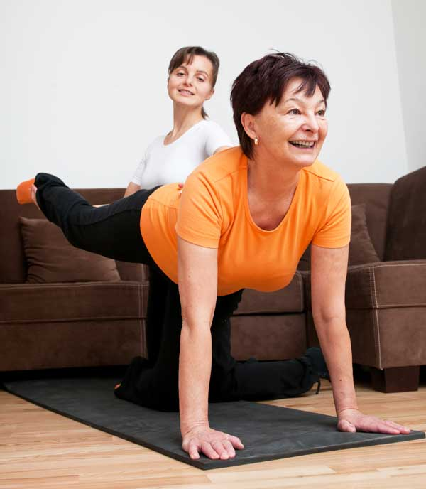 Personal Training for Seniors in NYC