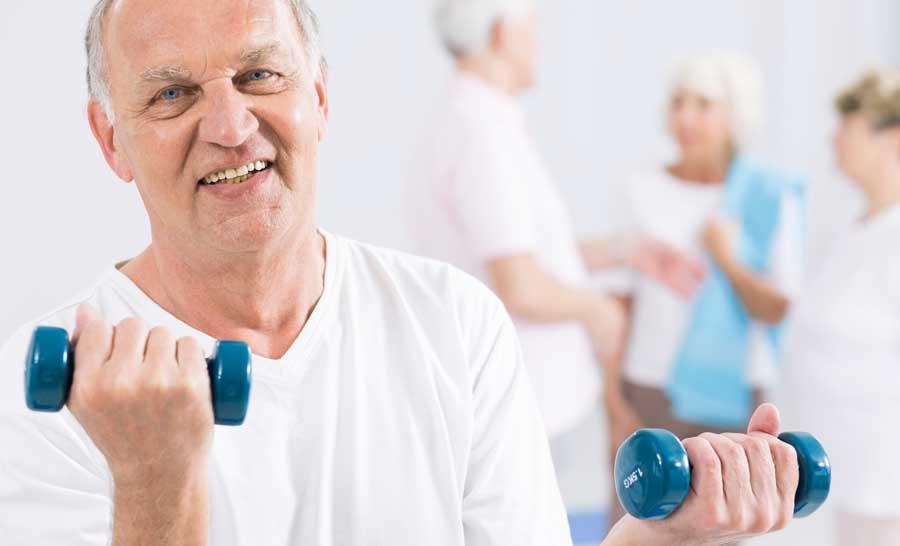 Senior Fitness Classes in NYC