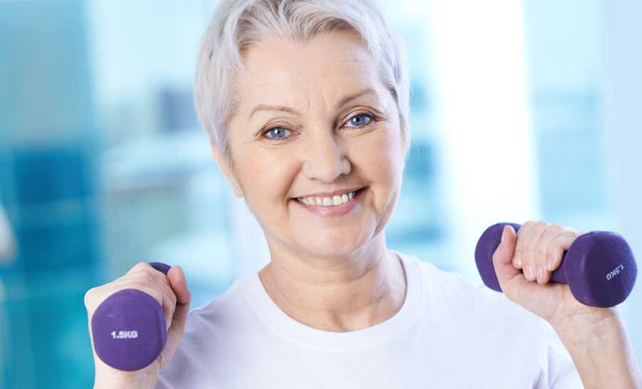 Senior Personal Training NYC