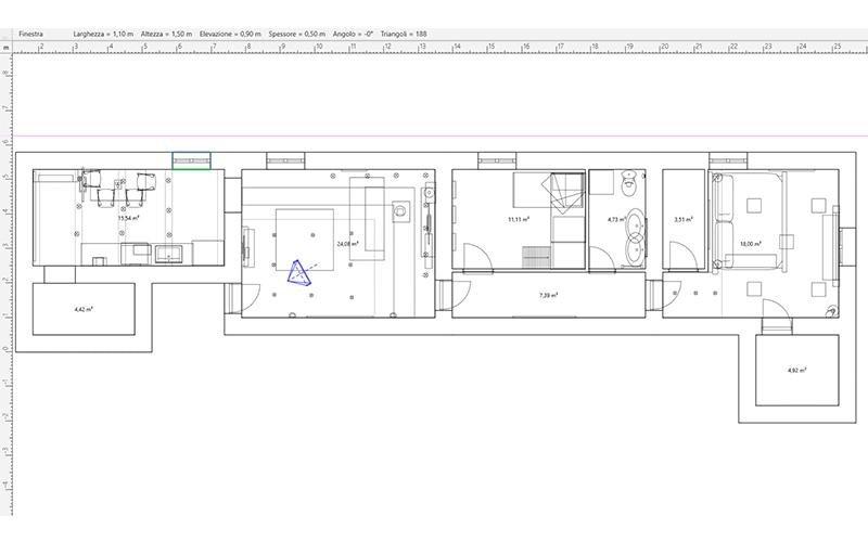 Progettazione edile 2D