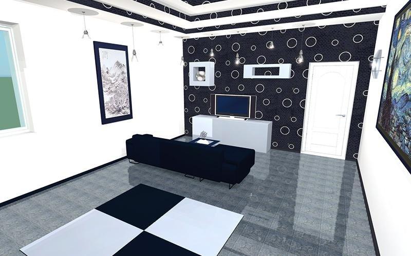 Progettazione edile spazi interni
