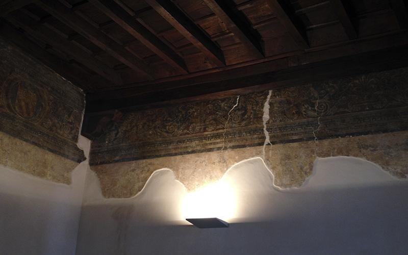 Ristrutturazione edile Palazzo Orsini