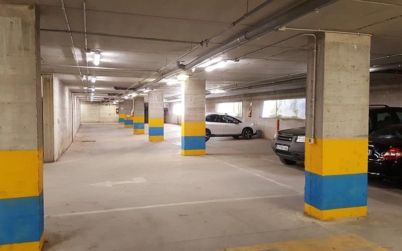 Parcheggio coperto multipiano