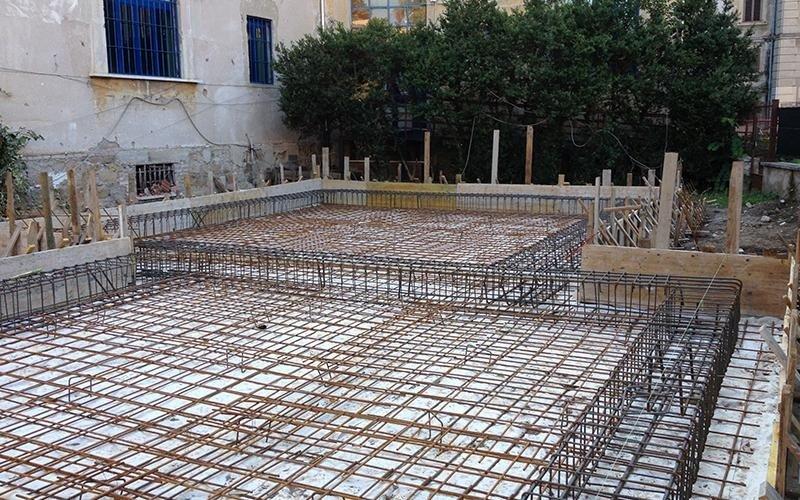 Lavori di ristrutturazione edile