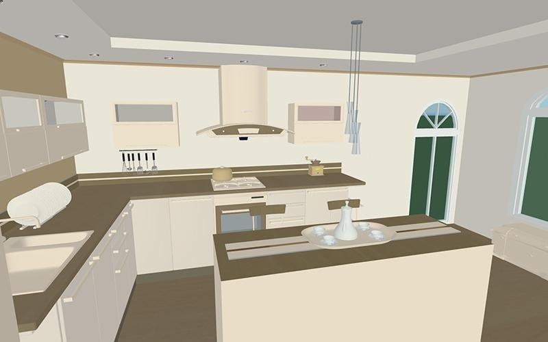 Progettazione edile interno abitazione