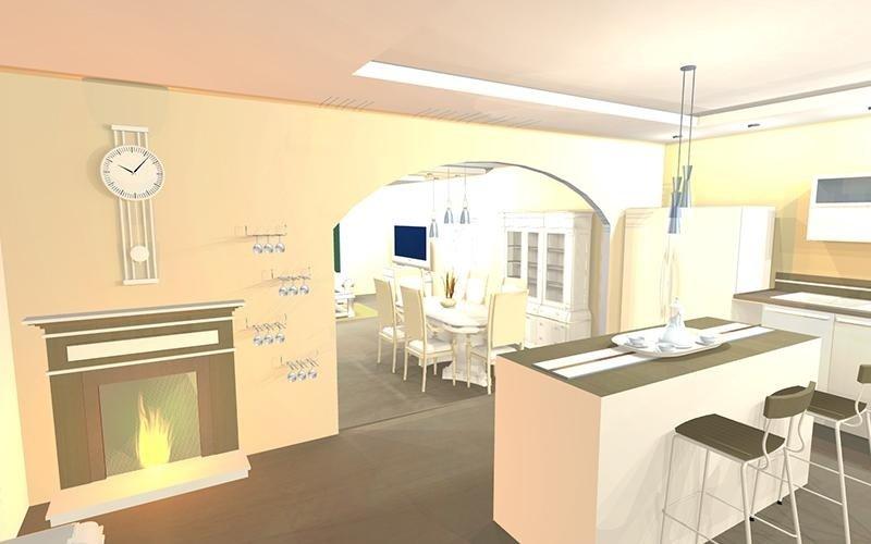 Progettazione edile di interni