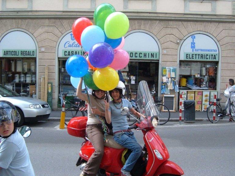 palloncini di ogni tipo per compleanni e feste