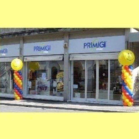 Inaugurazione negozio Primigi