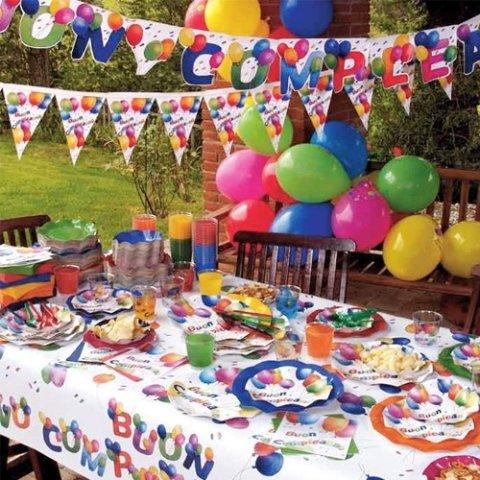 Articoli e coordinati per feste