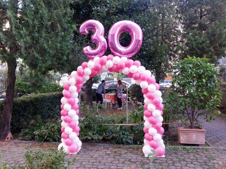 addobbi-con-palloncini per compleanni e feste